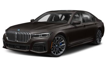 2021 BMW 750 - Frozen Dark Brown
