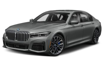 2020 BMW 750 - Frozen Grey