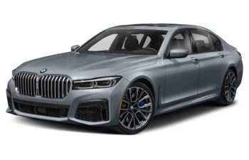 2021 BMW 750 - Pure Metal Silver
