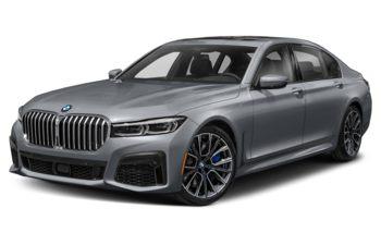 2020 BMW 750 - Nardo Grey