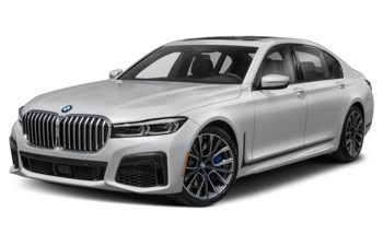 2020 BMW 750 - Frozen Silver Metallic