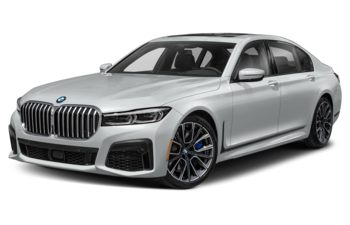 2021 BMW 750 - Frozen Brilliant White