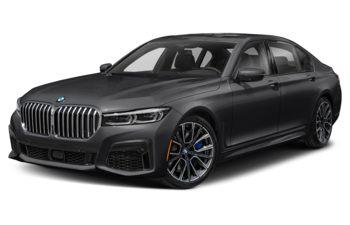 2020 BMW 750 - Grey Black Metallic