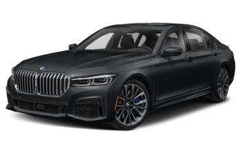 2021 BMW 750 - Frozen Black