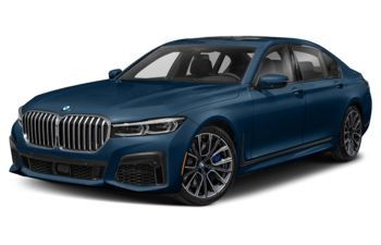 2020 BMW 750 - Azurite Black Metallic