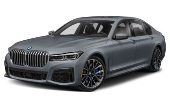 2021 BMW 750 - Frozen Bluestone Metallic