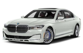 2021 BMW ALPINA B7 - Alpine White
