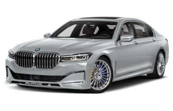 2020 BMW ALPINA B7 - Glacier Silver Metallic