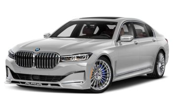 2021 BMW ALPINA B7 - Mineral White Metallic