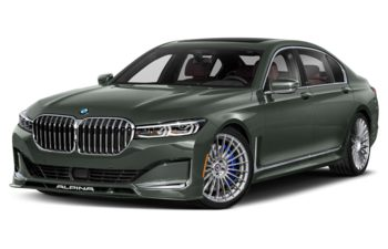 2021 BMW ALPINA B7 - Dravit Grey Metallic