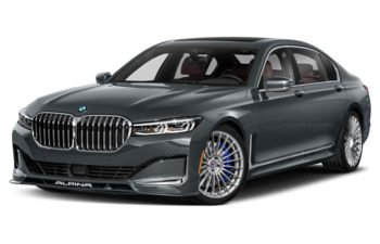2020 BMW ALPINA B7 - Bernina Grey Amber Metallic