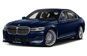 2021 BMW ALPINA B7 - Tanzanite Blue Metallic