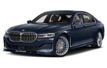 2021 BMW ALPINA B7 - ALPINA Blue Metallic