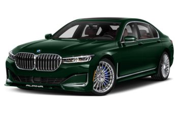 2021 BMW ALPINA B7 - ALPINA Green Metallic