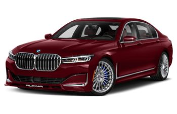 2021 BMW ALPINA B7 - Aventurine Red Metallic