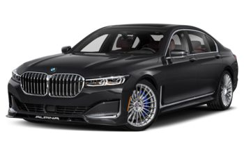 2021 BMW ALPINA B7 - Frozen Arctic Grey