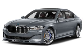 2021 BMW ALPINA B7 - Pure Metal Silver