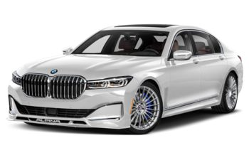 2020 BMW ALPINA B7 - Brilliant White Metallic