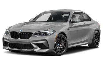 2020 BMW M2 - Hockenheim Silver Metallic