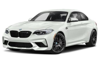 2020 BMW M2 - Alpine White