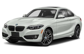 2021 BMW 230 - Alpine White