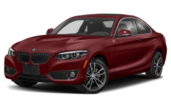 2021 BMW 230 - Melbourne Red Metallic