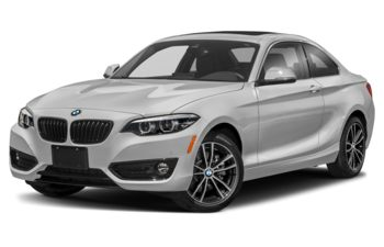 2021 BMW 230 - Mineral White Metallic