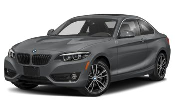 2021 BMW 230 - Mineral Grey Metallic