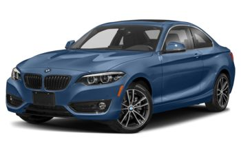 2020 BMW 230 - Estoril Blue Metallic