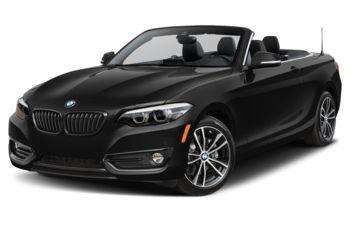 2021 BMW 230 - Black Sapphire Metallic
