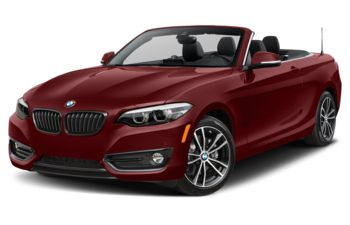 2021 BMW 230 - Melbourne Red Metallic