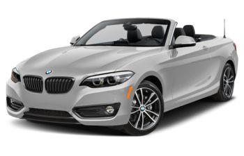 2021 BMW 230 - Mineral White Metallic