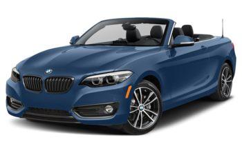 2021 BMW 230 - Estoril Blue Metallic