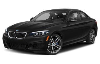 2021 BMW M240 - Black Sapphire Metallic