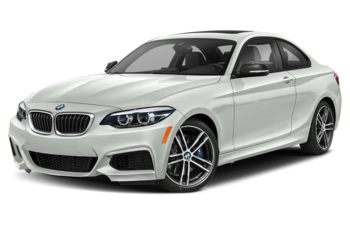 2021 BMW M240 - Alpine White