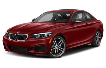 2020 BMW M240 - Melbourne Red Metallic