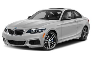 2021 BMW M240 - Mineral White Metallic