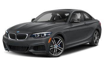 2021 BMW M240 - Mineral Grey Metallic
