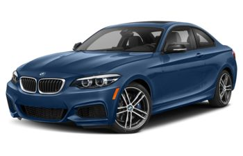 2021 BMW M240 - Estoril Blue Metallic