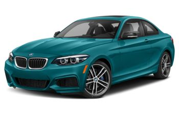 2021 BMW M240 - Long Beach Blue Metallic