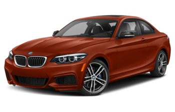 2021 BMW M240 - Sunset Orange Metallic