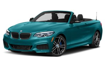 2021 BMW M240 - Long Beach Blue Metallic