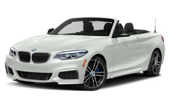 2021 BMW M240 - Alpine White