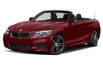 2020 BMW M240 - Melbourne Red Metallic