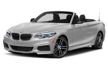 2021 BMW M240 - Mineral White Metallic