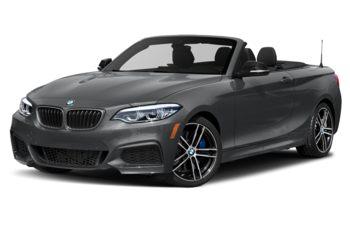 2021 BMW M240 - Mineral Grey Metallic