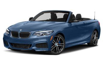 2021 BMW M240 - Estoril Blue Metallic