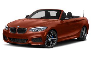 2021 BMW M240 - Sunset Orange Metallic