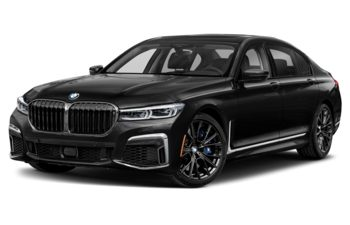 2020 BMW M760 - Black Sapphire Metallic