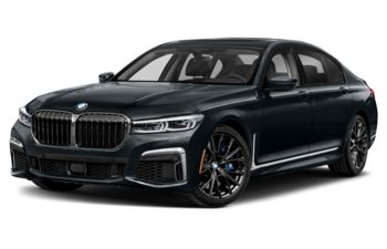 2021 BMW M760 - Carbon Black Metallic